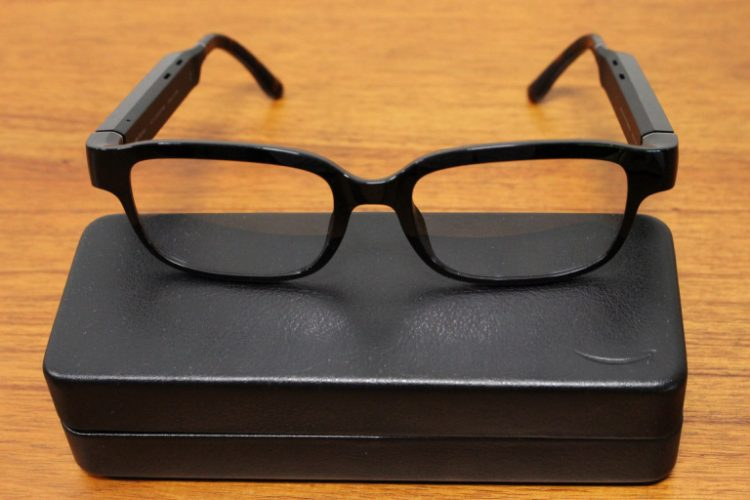 Amazon launches its first pair of smart glasses