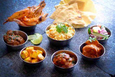 Osa Restaurant serves up delicious Indian food at Fairmont Zimbali Resort