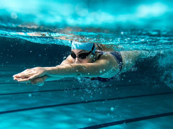 Why swimming is good exercise and fun