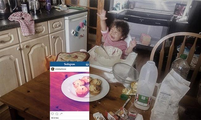 WIN! Show us what parenthood looks like to you
