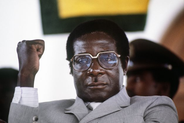 Power, whites, and gays – Mugabe in quotes