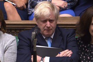 Boris Johnson under fire over no-deal Brexit assessment