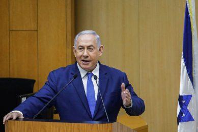 Netanyahu annexation pledge denounced as 'dangerous' and 'racist'