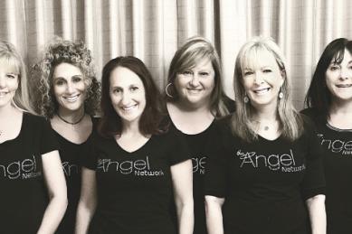 Angels support women and children by restoring dignity in darkest hour