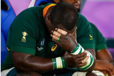 'The Tank' called up as unlucky Nyakane receives devastating blow