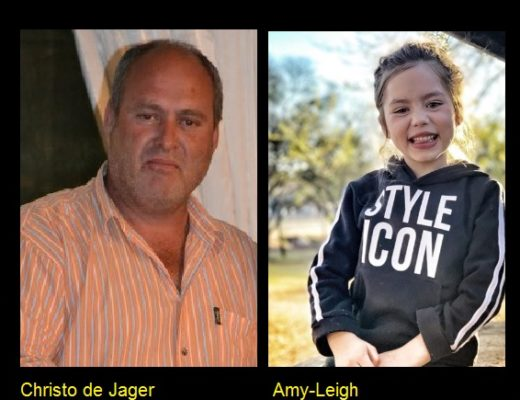 Amy'Leigh's grandfather hits out at 'horrific' kidnap