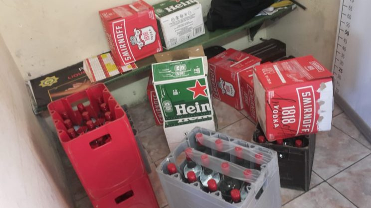 Two in court for manufacturing counterfeit liquor