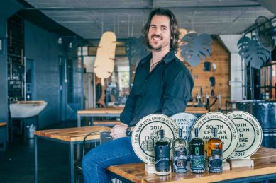 Win a Distillery 031 hamper worth R2,630!