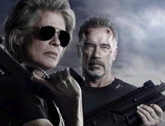 WATCH: First official trailer for 'Terminator: Dark Fate'