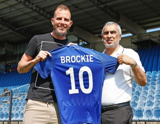 Brockie is a magnificent addition to our team – Xulu