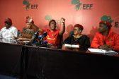 Prokureurs van die EFF dreig met regstappe weens 'n gebrek aan regspraak - Citizen