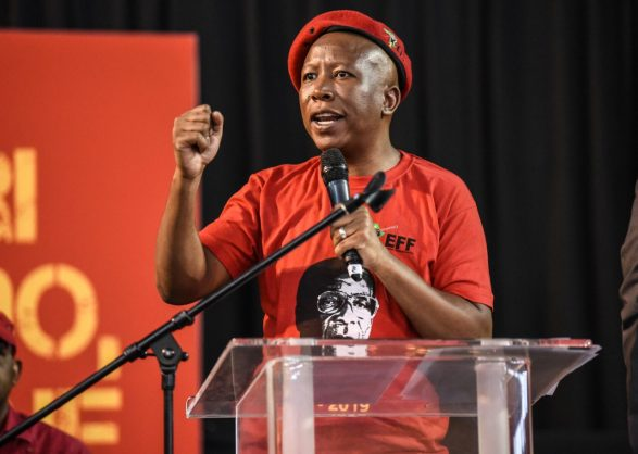 'I told them to f*ck off' – Malema denies asking Sars 'rogue unit' boss for help