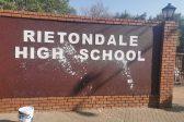 Recently renamed Pretoria high school vandalised