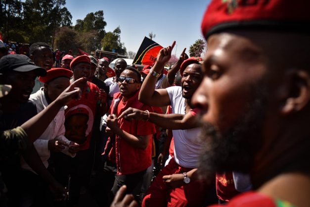 EFF calls off protests at SMG BMW as row over racist ad is resolved