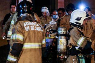 At least 10 dead in Rio de Janeiro hospital blaze – fire service