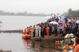 12 drown in India in religious ceremony