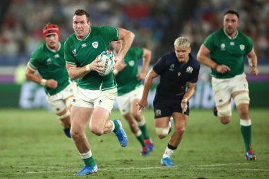 Ireland thump Scotland on back of rampant pack