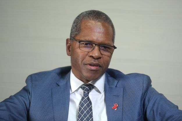 'We cannot talk of a borderless Africa,' says newly elected IFP president
