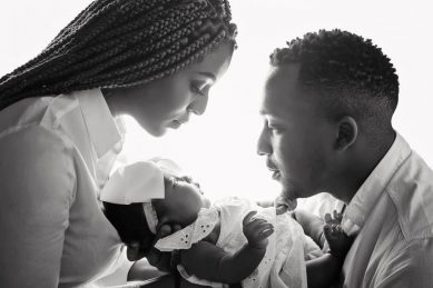 I am no longer with the father of my child, says Jessica Nkosi