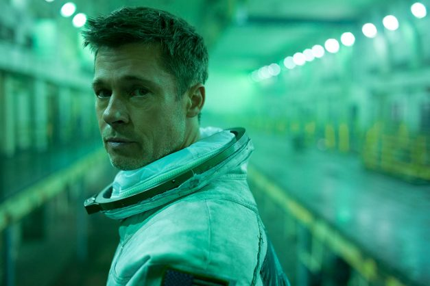Ad Astra review – Outer space film is the pits