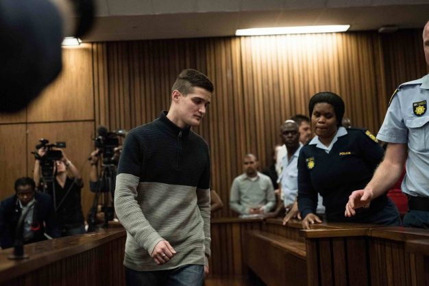 Dros rapist Ninow wants to appeal because 'sentence too harsh'