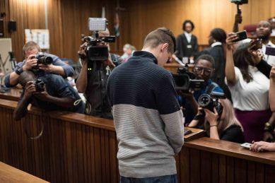 Nicholas Ninow found guilty of rape