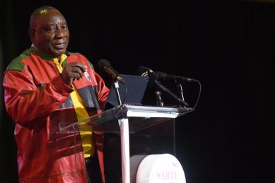 60 years of writing and fighting: Ramaphosa celebrates the African Communist