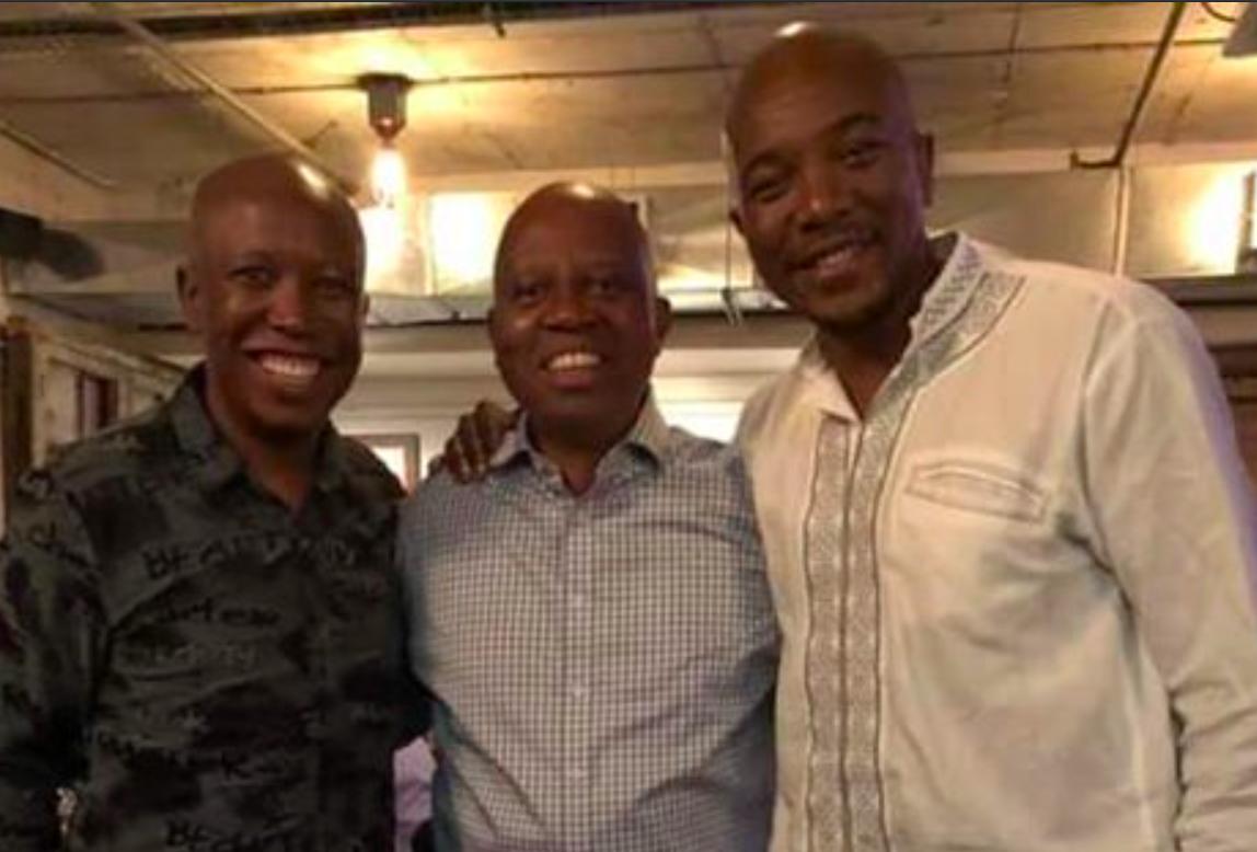 Mashaba 'welcomes' upcoming amaBhungane report implicating Malema in CoJ tender corruption