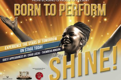 WIN BORN TO PERFORM – SHINE TICKETS!