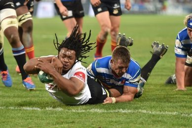 Five breakout stars in this year's Currie Cup