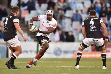 How Sintu Manjezi became a Cheetahs talisman