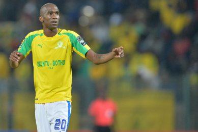 Ngcongca warns Sundowns not to underestimate Cote d'Or