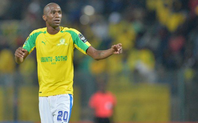 Ngcongca leaves Sundowns, moves back to Belgium