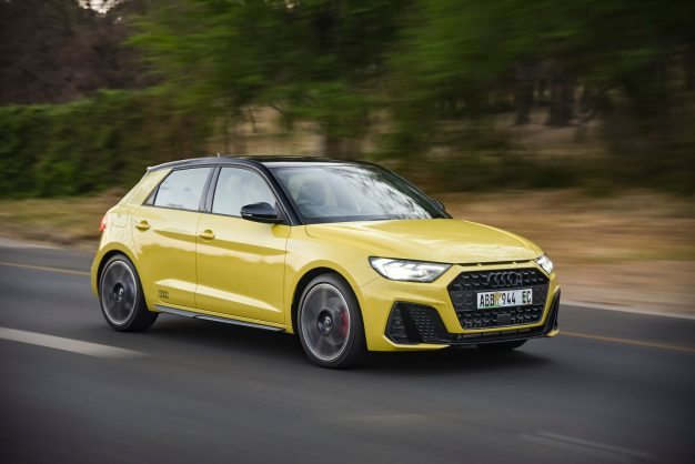 Funky new Audi A1 ready to tame the urban jungle