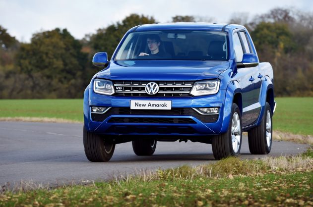 Next Volkswagen Amarok coming in 2022 without electric assistance