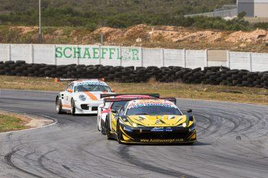 Full day of good motorsport at Aldo Scribante