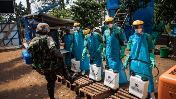 Tanzania suspected of Ebola cases, but refuses to provide WHO with information