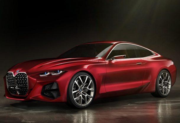Provocative BMW Concept 4 shocks Frankfurt