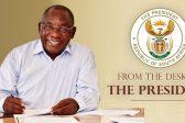 Ramaphosa se nuusbrief aan SA is kundig - Citizen