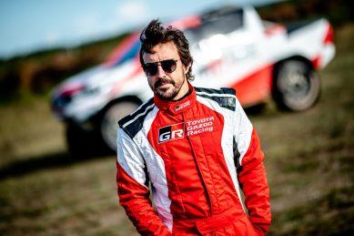 Alonso set to steal Lichtenburg 400 show