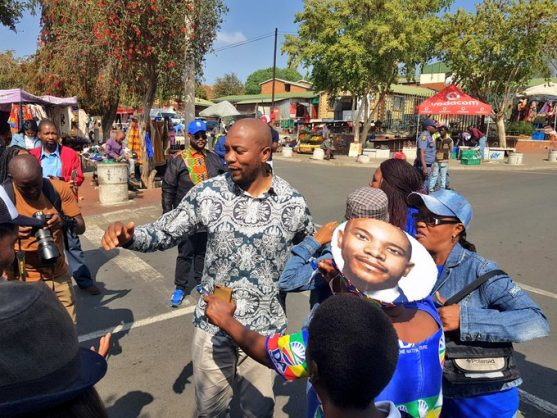 Maimane urges unity in Africa as SA celebrates Heritage Day