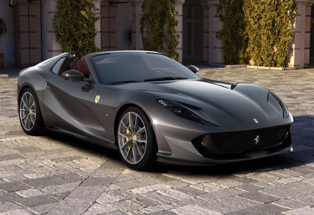 Ferrari removes the lid off of its most powerful Berlinetta