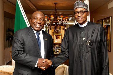 Ramaphosa sends Radebe to Nigeria to apologise for xenophobia