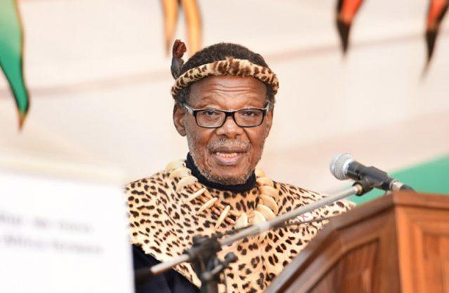 IFP founder Mangosuthu Buthelezi turns 92