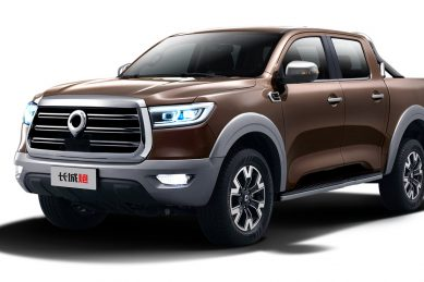 GWM reveals more of its Hilux and Ranger rivalling P-Series