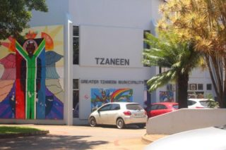 Service providers storm Greater Tzaneen council over unpaid invoices
