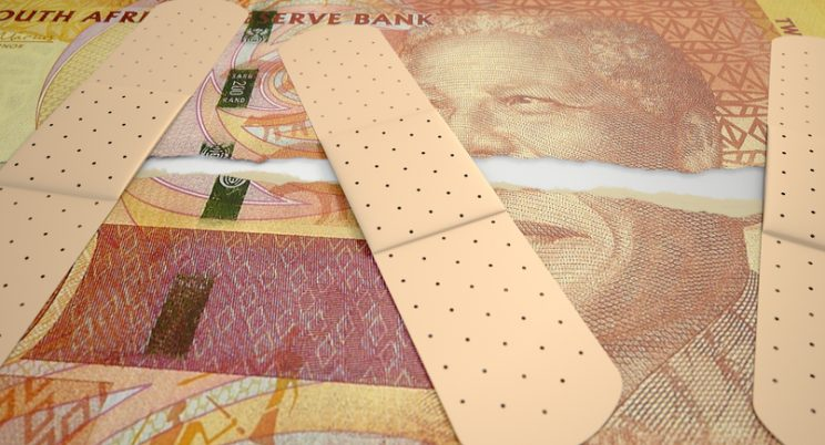 Rand rattled by Eskom's major power cuts