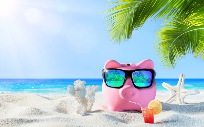 Five ways you can save money for after holidays
