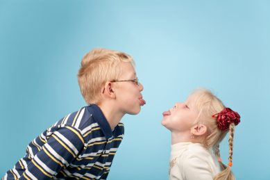 Is sibling rivalry getting you down?