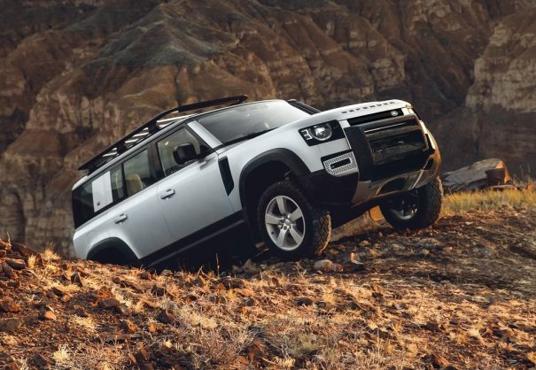 All-new Land Rover Defender makes official debut